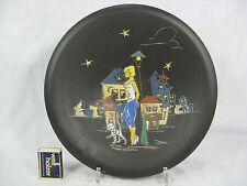 RARE RARA 50 's Ruscha ceramica pottery DECORO Parigi Guscio/Bowl 708/1