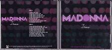 MADONNA ISAAC REMIXES DOUBLE PROMO REMIX CD'S DANCE