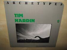 TIM HARDIN Archetypes RARE SEALED SS NEW LP 1974 M3F-4952 CutOut Reissue