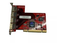 eSATA 4 Port PCI RAID Controller (Silicon Image 3114) 1.5Gb/s