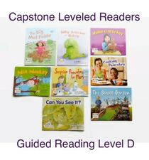 CAPSTONE Grade K *Guided Reading Level D* Leveled Readers Engage Literacy Book