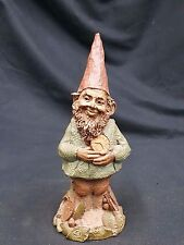 "Tom Clark Gnome ""Nick O Time"" Retired Edition 33 Signed 1983 Coa Included"