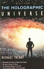The Holographic Universe New Paperback Book Michael Talbot