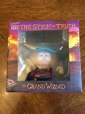 New Box South Park Stick Of Truth Grand Wizard Cart man Figure Kidrobot Collect