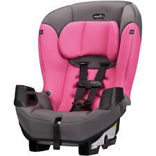 Evenflo Sonus Convertible Car Seat Strawberry Pink 2day Ship