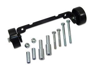 TS800 Wheel Kit OEM Stihl concrete cut-off saw parts - 4224-007-1014