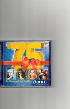 """CD """"75 Jahre Quelle, die Hits zu unserer Feier des Jahres"""" Vol.2"""