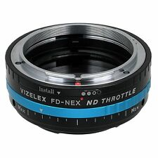 Fotodiox Objektivadapter Vizelex ND Canon FD Lens to Sony Alpha E-Mount Camera