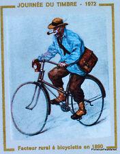 Yt 1710 A FACTEUR A BICYCLETTE   FRANCE  FDC  ENVELOPPE PREMIER JOUR