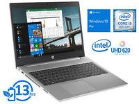 """HP ProBook 450 G6, 15"""" HD, i5-8265U, 4GB RAM, 128GB SSD, Windows 10 Pro"""