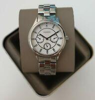Fossil Modern Sophisticate Multifunction Stainless Steel Watch BQ1560