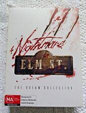 NIGHTMARE ON ELM STREET- THE DREAM COLLECTION, DVD, 7-DISC BOX SET, REGION-4