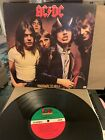 AC/DC Highway To Hell EARLY PRESSING