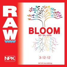 RAW NPK Organic Soluble Nutrients All Sizes Original Packaging - Bloom