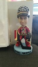 "Yutaka Fukufuji  Kings / condors ""First Japanese player in NHL"" bobblehead RARE!"