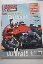 MOTO JOURNAL 1256 Essai Test SUZUKI TL 1000 S 1200 Bandit KAWASAKI Estrella 250