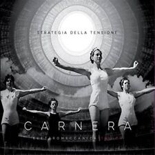 CARNERA Strategia della Tensione CD Digipack 2015 LTD.300