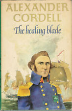 1798 IRISH REBELLION ALEXANDER CORDELL BOOK The Healing Blade 1st edition hardbk