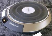 DENON DP-3000 Turntable used operation is confirmed