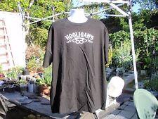 hooligans brass knuckle xxl t shirt black