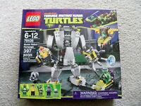 LEGO TMNT - 79105 Baxter Robot Rampage - New & Sealed