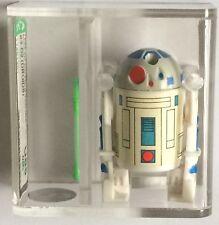 LOOSE VINTAGE STAR WARS DROIDS R2-D2 POP-UP SABER AFA U85