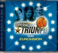 Operacion Triunfo Gala Eurovision  (Import Spain) BRAND  NEW SEALED CD