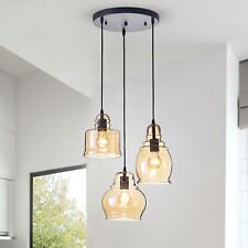 Marina 3-Light Cluster Pendant