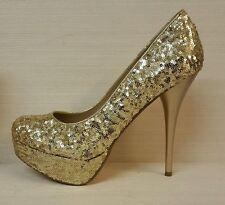 Moda in Pelle Stiletto Court Shoes for Women