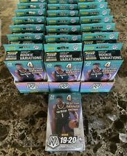 2019-20 Panini Mosaic NBA Basketball Trading Cards Hanger Box Lot x (3) NEW
