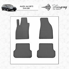 Tappetini in Gomma Tappetini Gomma 4 pezzi SEAT EXEO 2008-2013 8x clip