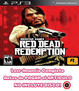 Red Dead Redemption PS3 ⬇