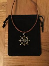Conan the Barbarian Wheel of Pain Necklace / Pendant