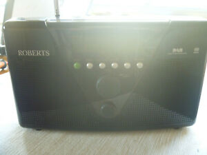Roberts duologic dab radio - used