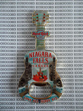 Hard Rock Cafe Niagara Falls Canada - Waterfall - Guitar Magnet Bottle Opener