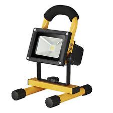 10W Portable Work Light Cordless Rechargeable LED Light Hand Lamp EU Plug IP65