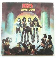 Kiss Love Gun club LP 1977 Simmons Frehley Criss Casablanca NBLP 7057-7.98 VG+