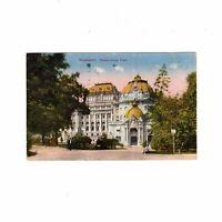 AK Ansichtskarte Wiesbaden / Theater / Neues Foyer - 1923
