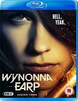 Wynonna Earp: Season 3 [Official UK Release] [Blu-ray] [DVD][Region 2]