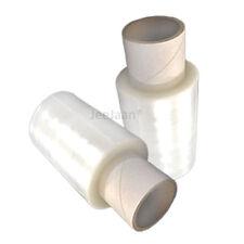 2 Rolls 100m x 150m Clear Mini Hand Pallet Cling Stretch Wrap Shrink Film Handy