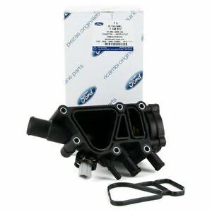 1149617 Termostato Valvola Termostatica Completa Ford Fiesta V KA 1.3 Benzina