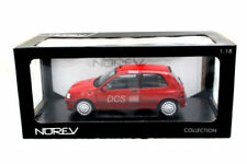 Voitures, camions et fourgons miniatures rouges NOREV