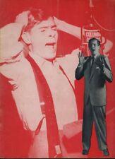 Johnnie Ray Original Program Book M7506