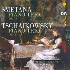 Piano Trio Op. 15 & Op. 50 (Hybr) Super Audio CD (CD, Nov-2008, MDG)