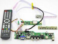 P6 HDMI//DVI//VGA//Audio LCD Lvds Driver Board Inverter Kit for XGA LP150X2 A2
