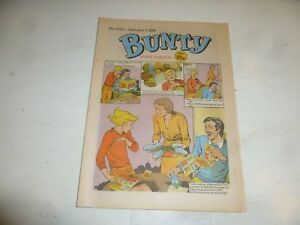 BUNTY Comic - No 1204 - Date 07/02/1981 - UK Paper Comic