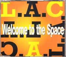 L.A.C. (LAC) - Welcome To The Space - CDM - 1995 - House 4TR Antoine Clamaran