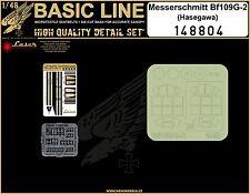 148804 HGW Basic Line - Messerschmitt Bf 109G-2 1:48