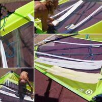 Clear Windsurfing Sail Protector Set - South East Signage