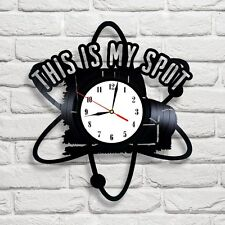 This is my spot BBT [ 4 ] vinyl record wall clock home art shop pub office move